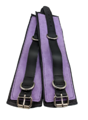 Padded Ankle Lavender